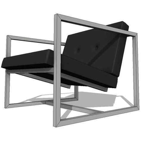 gus modern essentials delano chair 10143 2 00 revit