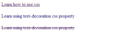 Text Decoration Underline More Space by Text Decoration Css Property Help Me Code