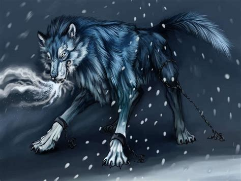 Anime Wolves Images Anime Wolfs Hd Wallpaper And