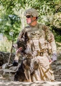 Us Military Working Dog Posters