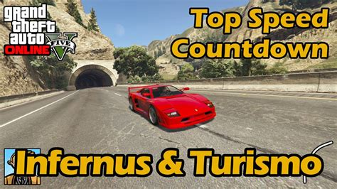 fastest sports classics infernus turismo gta