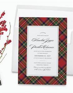 356 best wedding invitations images on pinterest wedding With red tartan wedding invitations