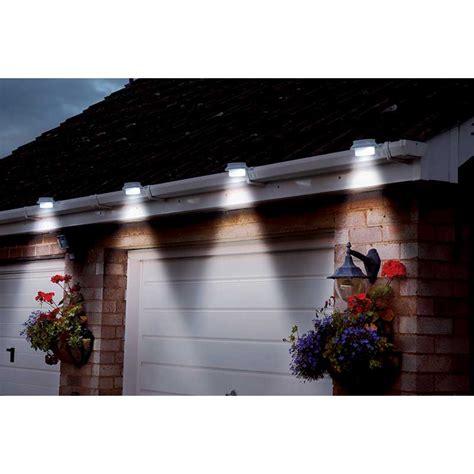 solar powered gutter light reviews customer reviews for gablemere solar gutter light white 2 pack