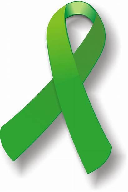 Ribbon Transparent Awareness Clip Clipart Mental Health