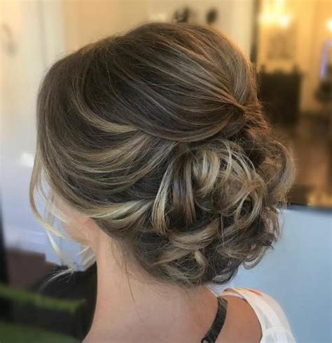 easy updo hairstyles  medium length hair
