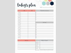 5+ Daily Teacher Planner Template Free Public Holidays