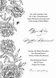 formal wedding invitation With wedding invitation artwork free
