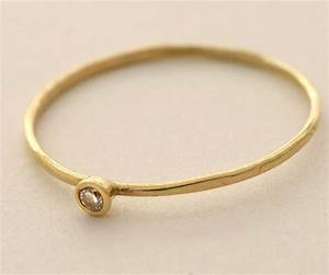 Small engagement ring for Tiny wedding ring