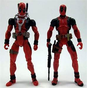 Comparison Pics Of X Men Origins Wolverine Deluxe