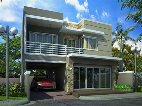 Two-story Modern House Elevation Designs Modern House Backyard Party Pictures Cabana For Layout Ideas Backyards Kids Hill Getting Rid Of Raccoons In Best Water Slide Ken Griffey Jr Baseball