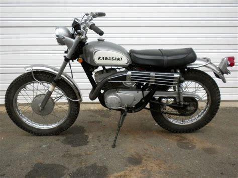 Vintage Kawasaki by 1969 Kawasaki 250 Sidewinder Vintage Enduro For Sale On