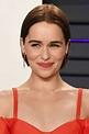 Emilia Clarke - 2019 Vanity Fair Oscar Party • CelebMafia