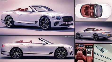 2019 Bentley Continental Gt Specs by Bentley Continental Gt Convertible 2019 Pictures