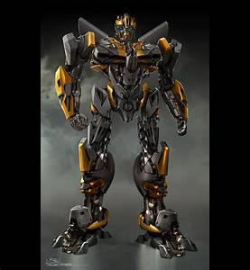Transformers 4 Concept Art From Robert Simons - Transformers News