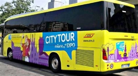 Offerta Ingresso Expo by Quot City Tour Quot Atm Partenze Anticipate Per Ingresso Roserio