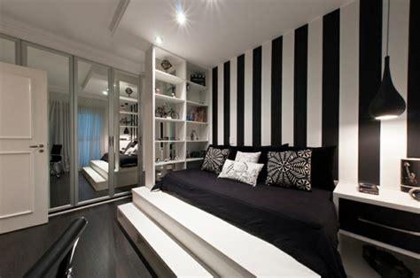 signification couleur chambre chambre a coucher noir et blanc photos de conception de