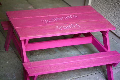 white preschool picnic table diy projects 447 | IMG 0868