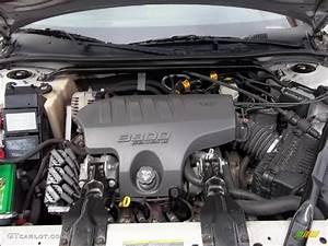 2003 Chevrolet Monte Carlo Ss 3 8 Liter Ohv 12 Valve V6