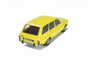 Renault R12 Break Ts Jaune 301 1 18  Ottomobile Ot208