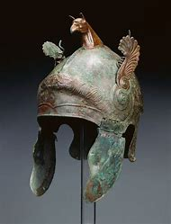 Artifact Greek Ancient Helmet Museum