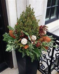 Fresh Wintergreen Winter Christmas Decor on Pinterest