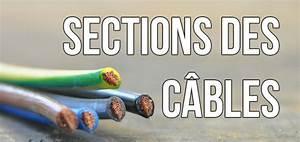 Section Fil Electrique : section des fils poimobile fourgon am nag ~ Melissatoandfro.com Idées de Décoration
