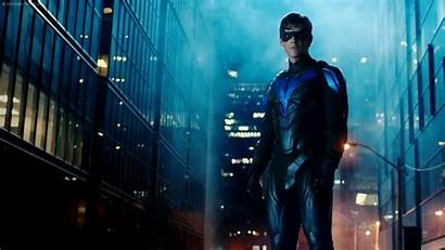 Titans Nightwing Dick Grayson Wallpapers Background Tv
