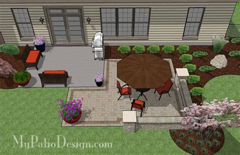 do it yourself patio designs that will rock your backyard