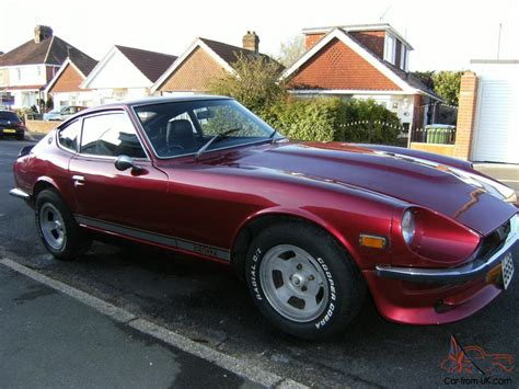 260z Datsun For Sale by Datsun 260z 2 Seater Right Drive