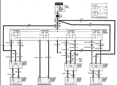 2000 buick century window wiring diagram periodic