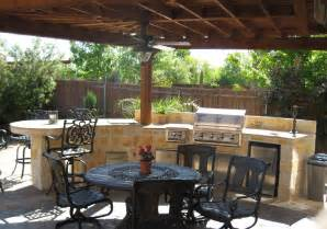 out door kitchen ideas outdoor kitchens by premier deck and patios san antonio tx