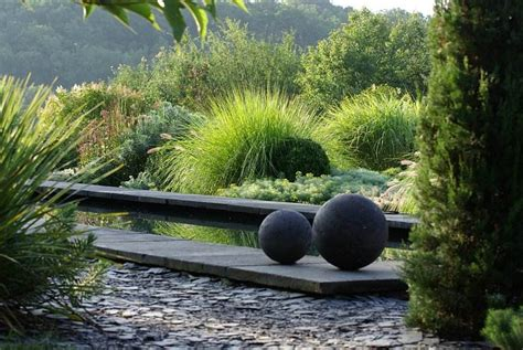 Bassin De Jardin Moderne Jardin Contemporain 35 Id 233 Es D Am 233 Nagement Sympathiques