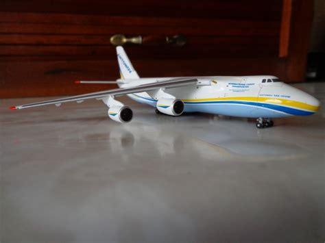 bureau avion avion antonov design bureau an 124 escala 1 400 gemini