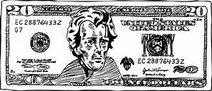 20 dollar bill clipart - BBCpersian7 collections