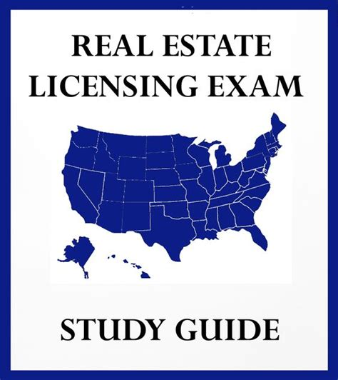 Real Estate Exam, Study Guides And 50 States On Pinterest