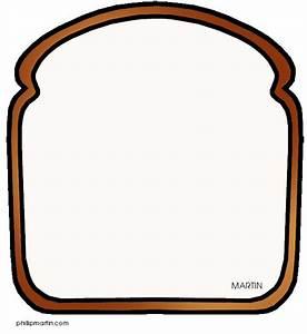 Slice Of Bread Clipart Many Interesting Cliparts