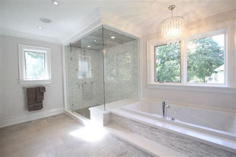 Modern Bathroom Fixtures Toronto by Master Bath Modern Bathroom Toronto By Jodie