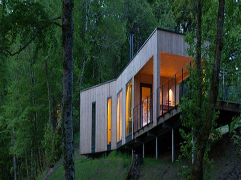 small vacation cabin plans mountain cabin on stilts small cabin on stilts plan small