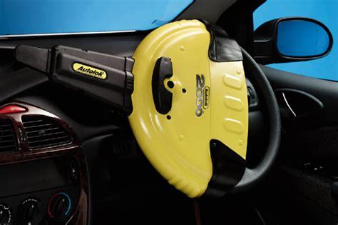 Steering Wheel Locks Etc