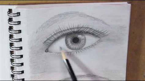 Como Dibujar Ojos a Lapiz Paso a Paso para Principiantes