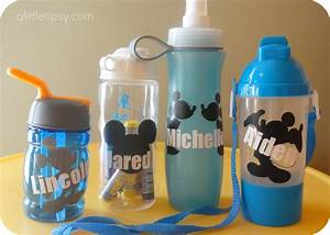 make a water bottle a little tipsy With how to personalize water bottles diy