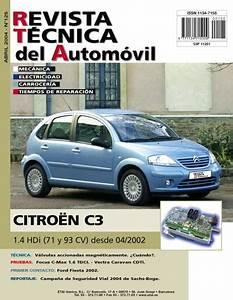 Manual De Taller Y Mecanica Citroen C3 1 4 Hdi Desde 4