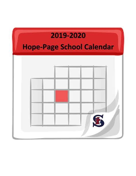 hope page school districts homepage