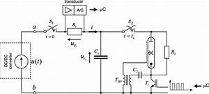 Simplified Driving Circuit Of Xenon Flash Lamp