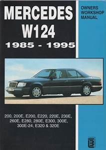 Mercedes Benz W124 Service And Repair Manual 1985