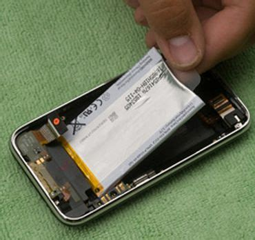 replace  iphone  battery   cnet
