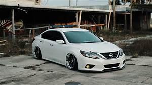 Bagged Nissan Altima