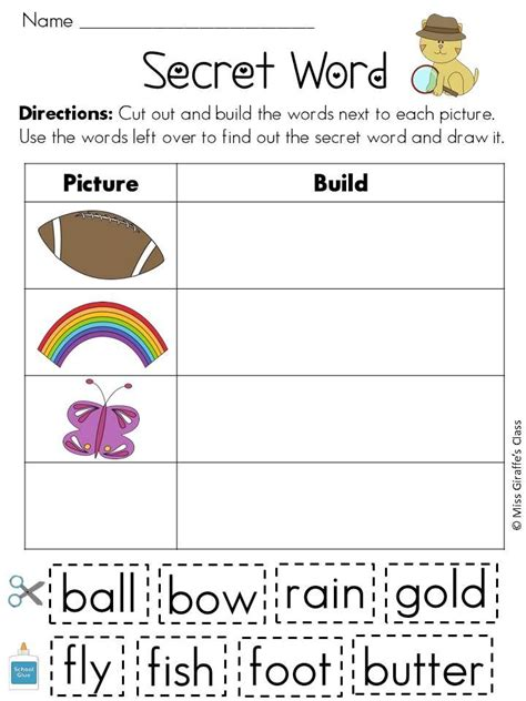 compound words worksheets and activities mega pack the