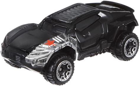 Infinite Earths New Hot Wheels Civil War Cars Announced