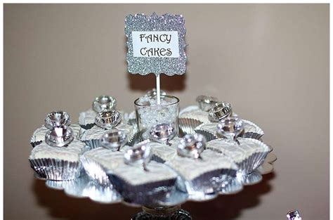 diamonds  pearls bridalwedding shower party ideas